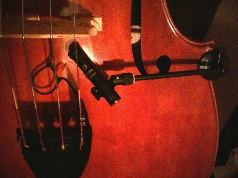 H Clamp Bass with Exploraudio H-clamp